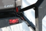 Задний бампер  L200 Triton с калиткой