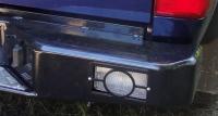 Задний бампер  Mazda BT50
