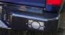 Задний бампер  Ford Ranger до 2012 года с калиткой