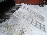 Трапы для утилитарных квадроциклов двухступенчатые
