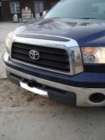 Передний квадрат под лебёдку Toyota Tundra