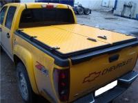 Крышка кузова Chevrolet Colorado распашная, алюминий