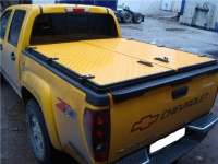 Крышка кузова Chevrolet Colorado распашная, аллюминий